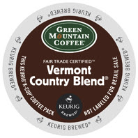 Vermont Country Blend Keurig® K-Cup® coffee pods