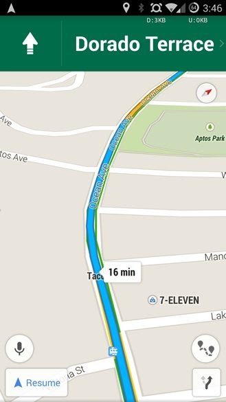 Please bring back 'Search Along Route' while navigating - Google ...