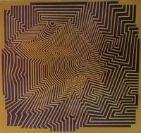 Victor Vasarely, Mach-C, 1952-1953