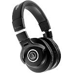 Audio-Technica ATH-M40x Professional Monitor Headphones-XBlack