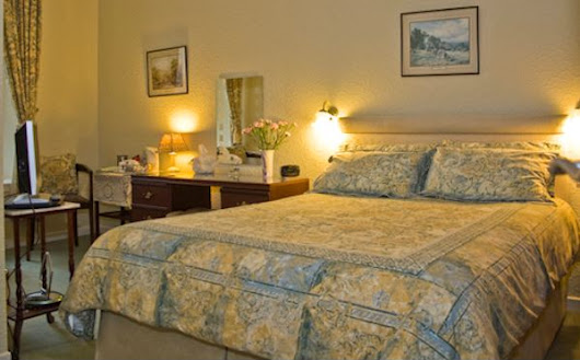 B&B accommodation on a farm near Airdrie, Falkirk, Stirling, Central Scotland