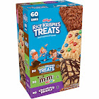 Rice Krispies Treats Crispy Marshmallow Squares Variety Pack