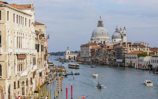 Venice could be underwater by 2100 - thanks to global warming