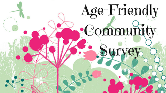 Age-Friendly Community Survey