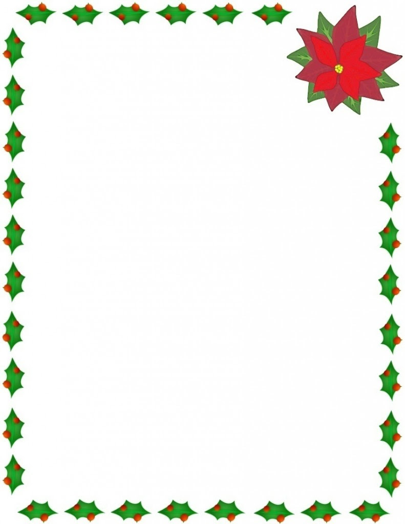 Free Clipart Borders For Word Documents For Your Inspiration Banyumasonline