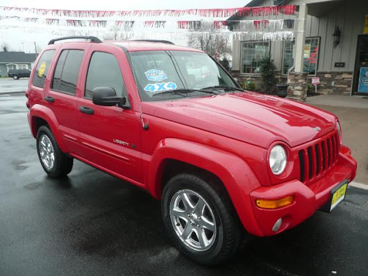 Used 2003 Jeep Liberty for Sale in Scottsburg IN 47170 Jeffrey's Auto Exchange