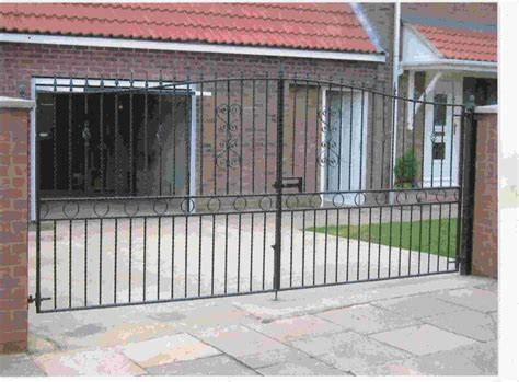 simple gate design  house stainless steel gates images