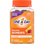 One A Day Women's VitaCraves Multivitamin, Women's Multi, Gummies - 70 gummies