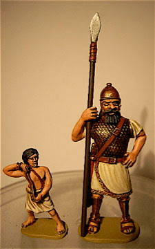 David & Goliath by Greg Blake 2