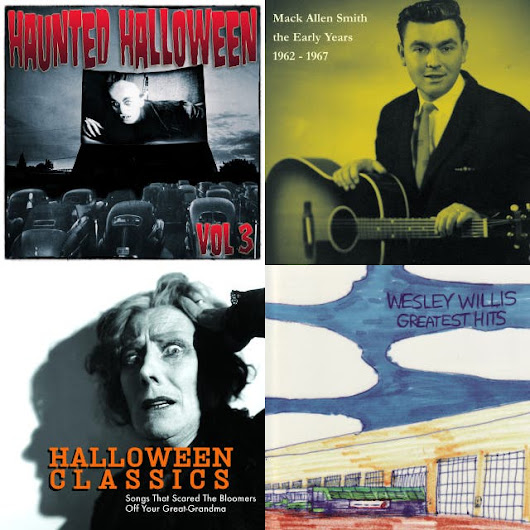 Spotify Web Player - The Moonlit Road Jukebox - Halloween 2016 - Craig Dominey