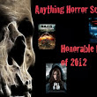 Anything Horror Scott's Honorable Mentions for 2012