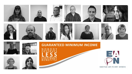 Guaranteed Minimum Income Schemes: Nobody deserves less, everybody benefits!