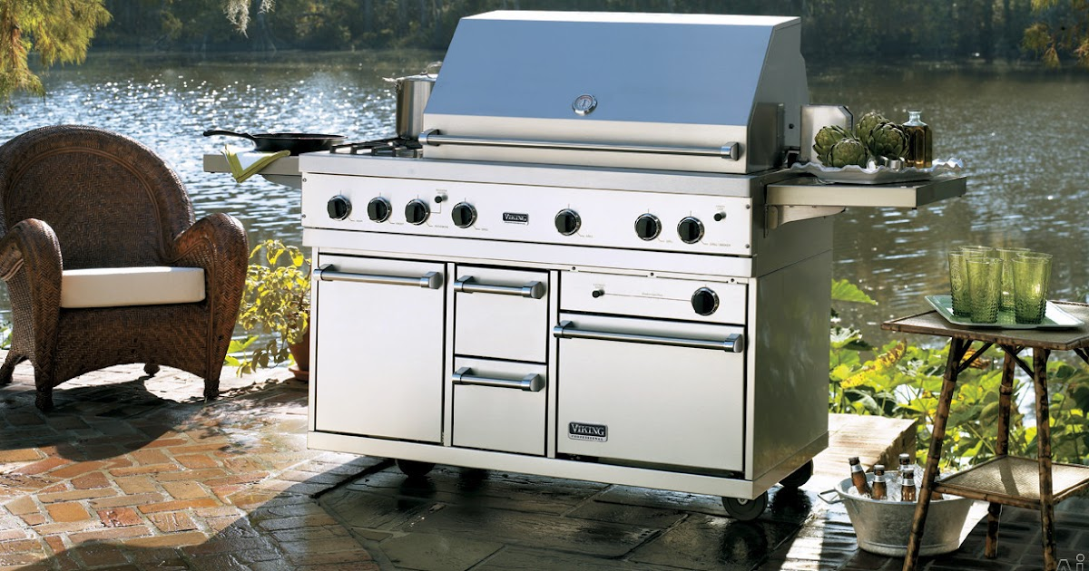 Viking outdoor grill prices grill outdoor for Viking outdoor grill
