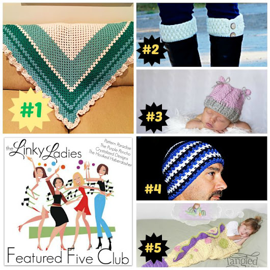 Linky Ladies ~ Community Link Party #19
