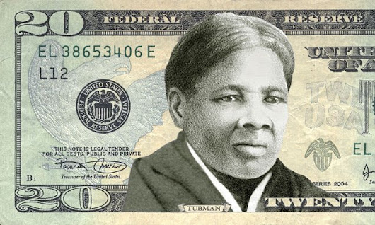 Harriet Tubman will become first woman on U.S. currency
