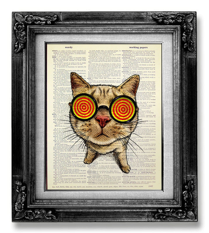 Popular items for hipster wall art on Etsy