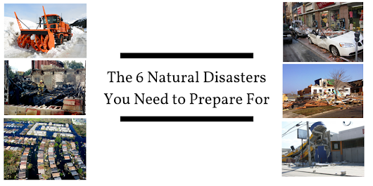 The 6 Natural Disasters You Need to Prepare For | Adjusters International