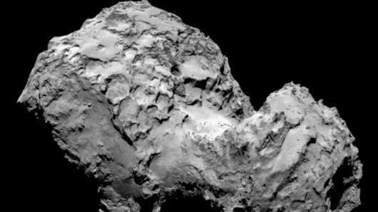 Philae comet lander wakes up, says European Space Agency - BBC News