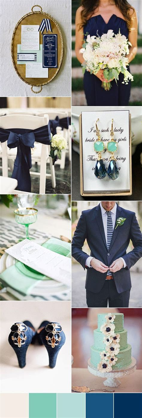 Top 5 Blue Wedding Color Palette Ideas You Will Love
