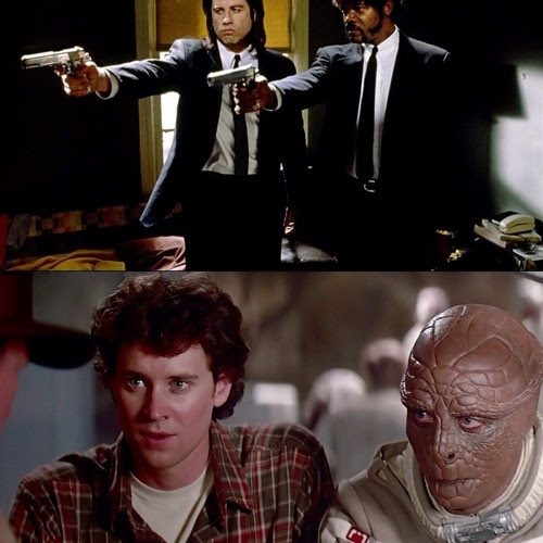 Episode 9 – Pulp Fiction & The Last Starfighter by After The Ending