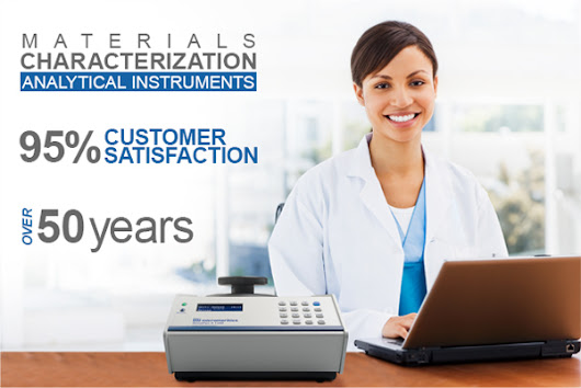 Particle Characterization Analysis / Analyzers / Evaluation Instruments | Micromeritics