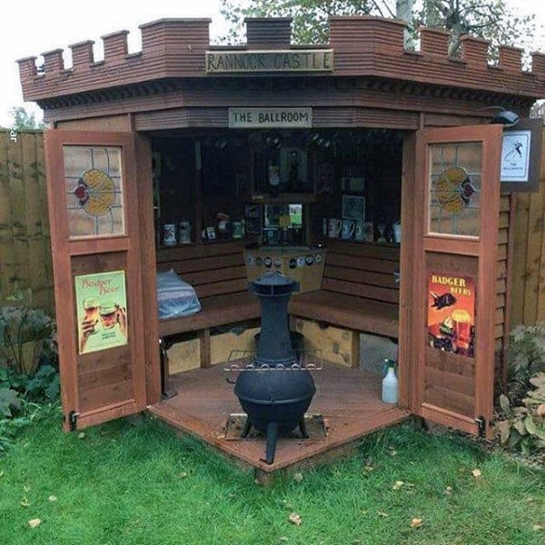 Cool Garden Shed Ideas