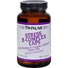 Twinlab Stress B-Complex, Capsules - 100 count