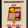 Best Maintenance Plan | Maintenance management strategy, policy and procedure kit.