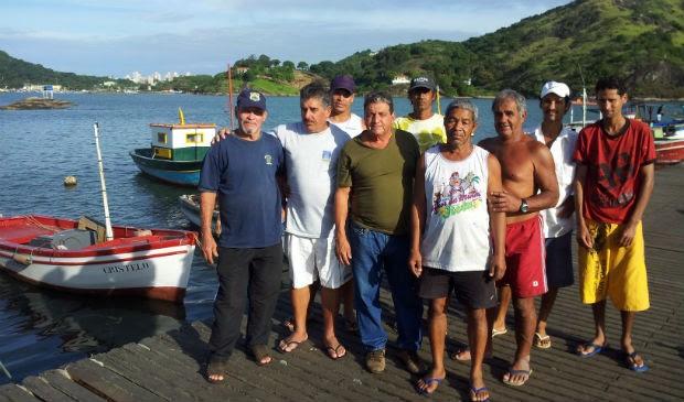 Pescadores estão ansiosos para procissão marítima (Foto: Leandro Nossa / G1 ES)