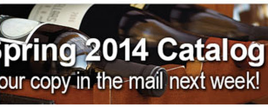 NEW Spring 2014 Catalog is Almost Here!