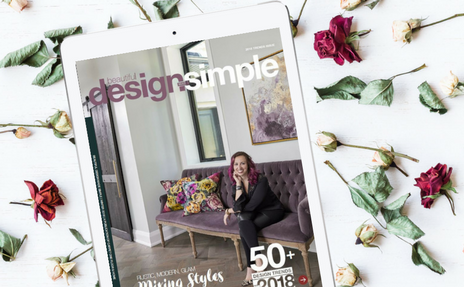Home Design Magazine - Beautiful Design Made Simple