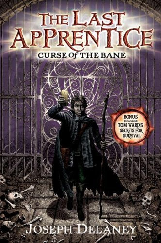 Book Review: Curse of the Bane (Last Apprentice/ Spook's Apprentice, Book 1), By Joseph Delaney Cover Art
