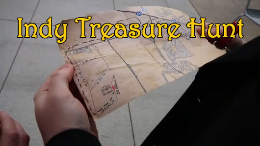 Architectural Gem - Treasure Map
