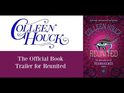 Book Trailer Friday [@colleenhouck @DelacortePress]