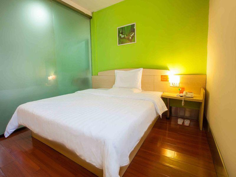 Review 7 Days Inn Jiangmen Heshan Branch