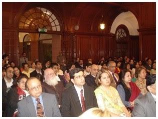 विश्व हिन्दी दिवस के उपलक्ष्य में भारत भवन लन्दन द्वारा हिन्दी विद्वानों का सम्मान