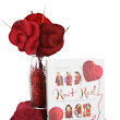 I just entered to #win @JimmyBeansWool Yarn Bouquet + Knit Red from @AllFreeKnitting #giveaway