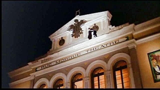 Fotograma de Murders in the Rue Morgue. Teatro de Rojas