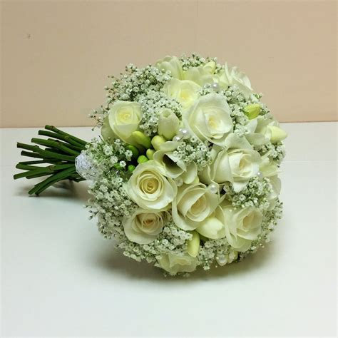 Bridal Hand Tied Bouquets   Belper Florist   Derby Flowers