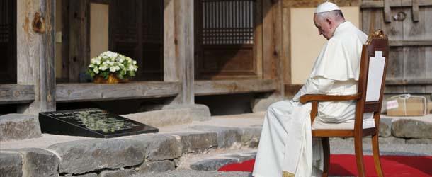 El papa Francisco predice su propia muerte