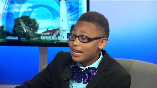 Racine kid is a CEO at 10!