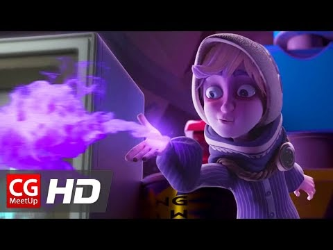 CGI Animated Short Film Sleep Mode - by The Animation School