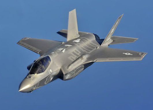 "Is the F-35B an ""object lesson in the pitfalls of procurement""?"