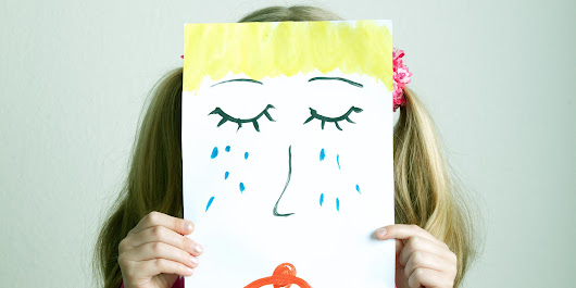 Why Children Need To Be Unhappy Sometimes