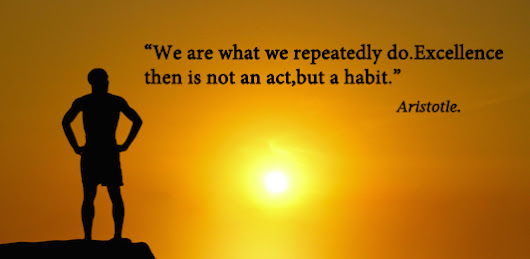 Building Strong Habits
