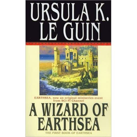 A Wizard of Earthsea (Earthsea Cycle, #1) by Ursula K. Le Guin — Reviews, Discussion, Bookclubs, Lists