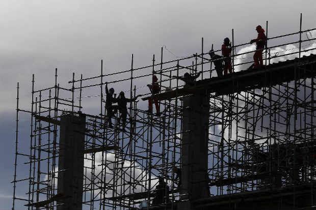 Mais de 10 mil pessoas já atuam na obra. Eixo Norte, inclusive, tem atividades 20 horas por dia (Ministério da Integração/Divulgação)