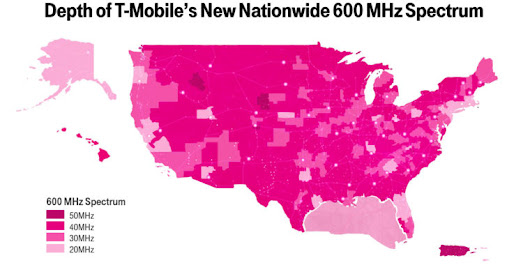 T-Mobile dominates spectrum auction, will boost LTE network across US