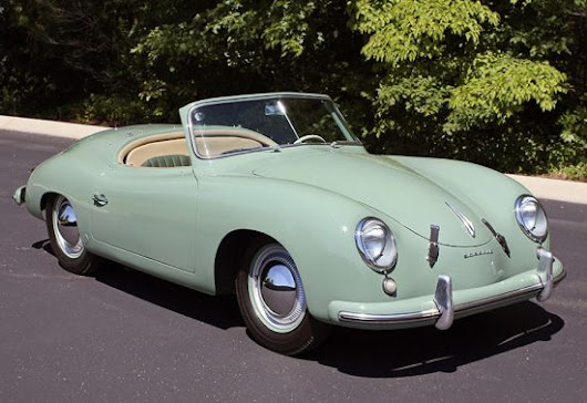 Maxie's One Goof: The Porsche Type 540 America Roadster - MyCarQuest.com