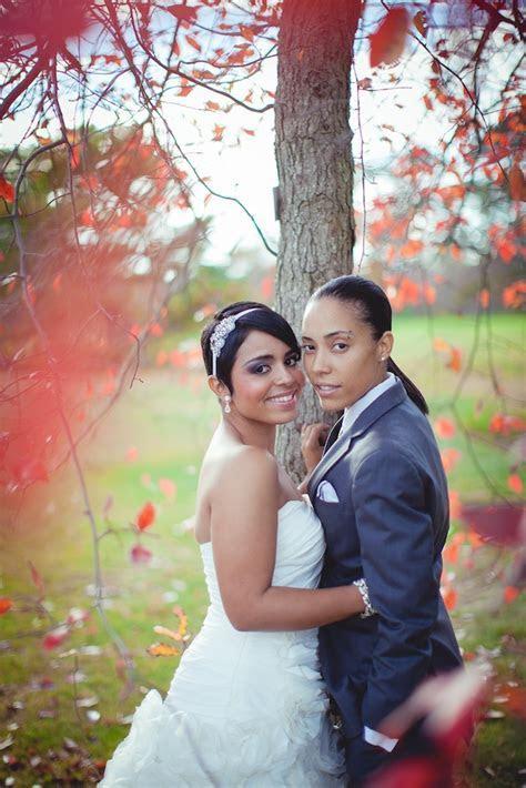Gracie   Rosanna: A Romantic Autumn Wedding in New York